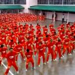 1.500 presos bailando el Gangnam Style de PSY