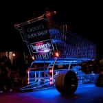 Shopper Chopper, un carrito de la compra con motor V8 que causa sensación en Estados Unidos