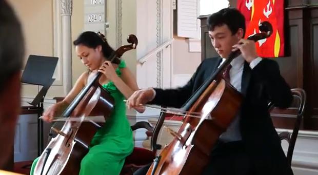 Smooth Criminal tocada con 2 cellos