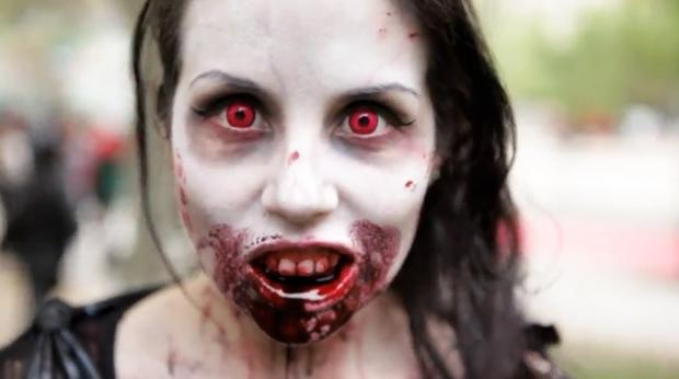 La Zombie Walk Chile 2012 reúne a más de 12.000 muertos vivientes