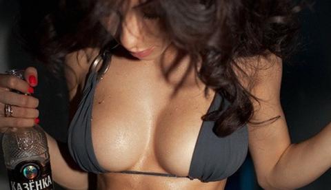 Yana Yatskovskaya, la modelo rusa del anuncio de Seat