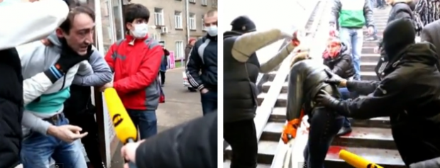 Un grupo de jóvenes lucha contra los traficantes de droga de Moscú