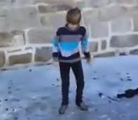 No dejes a tu hijo que juegue ni con fuego ni con hielo