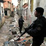 Boss, el enemigo número uno de los narcotraficantes de Río de Janeiro