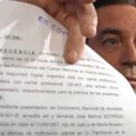 Pipi Estrada la vuelve a liar: Ahora enseña sin querer su datos personales (Dirección y DNI)