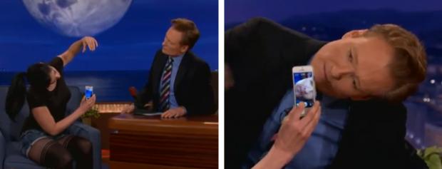Sarah Silverman: Cómo conseguir una foto diferente a partir de la boca de un hombre