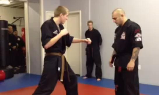 Roque Rapacon: Fusión de artes marciales y Gangnam Style