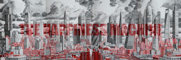 The Happiness Machine: Rascacielos de todo el mundo dibujados a rotring