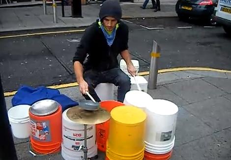 El talento está en la calle