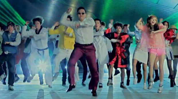 hombre muere bailando Gangnam Style