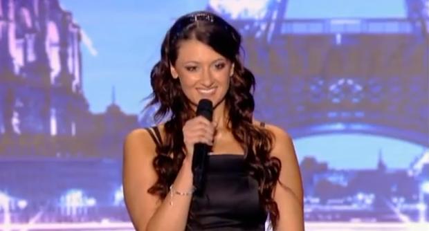 La dulce Rachel sorprende con su voz al jurado del Tienes Talento francés