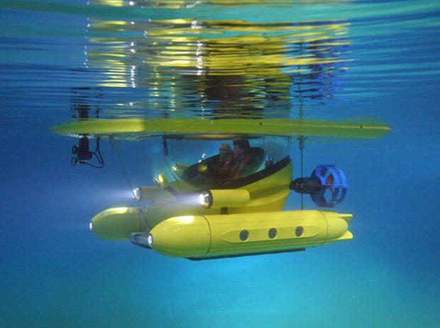 vehiculo acuatico y terrestre