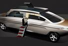 Limousine Tender 33, la primera limusina anfibio del mundo