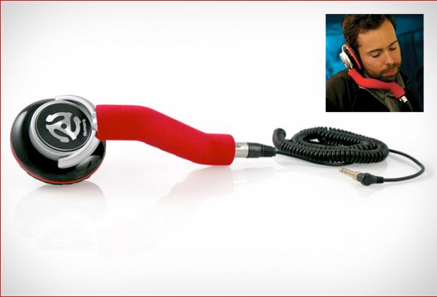 Numark Redphone, por fin unos auriculares diseñados para DJs