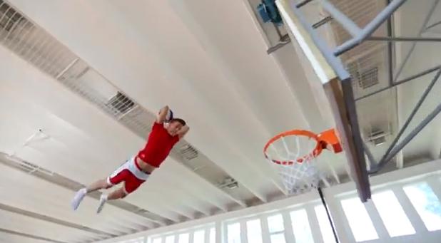 Faceteam Basketball, baloncesto acrobático desde Hungría