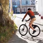 La bicicleta sin cadena