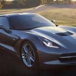 El primer Chevrolet Corvette Stingray 2014 por 1,2 millones de euros