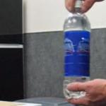 Cómo ocultar droga en una botella de agua