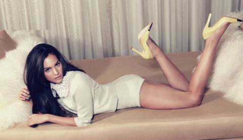 Génesis Rodríguez, la hija de ''El Puma''