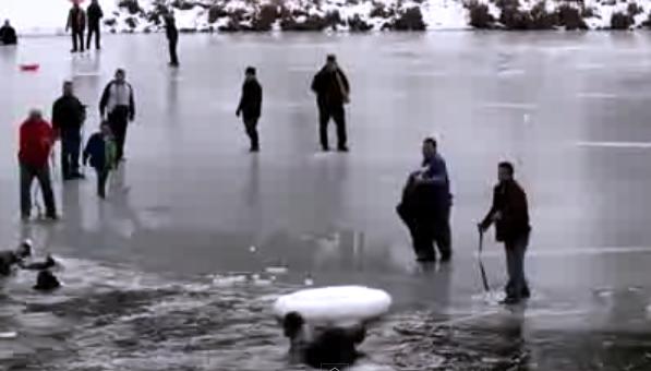 Una excursión al lago que casi acaba en tragedia
