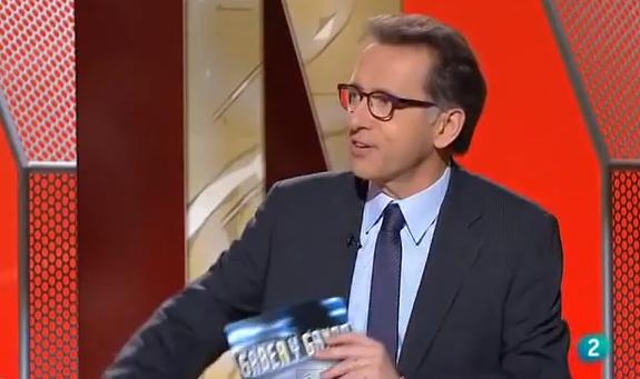 Jordi Hurtado imita a Torrente en ''Saber y Ganar''