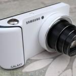 Galaxy Camera, la primera cámara Samsung con Android, Wifi y 3G