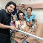 El excursionista chileno Daniel Flores sobrevive 20 días perdido en el bosque