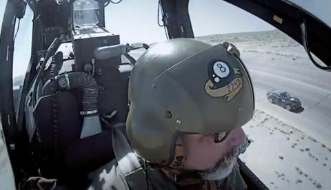 Un helicóptero se estrella durante el rodaje de Top Gear Corea