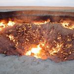 Un vídeo de un cráter de lava es atribuido erróneamente al meteorito caído en Rusia
