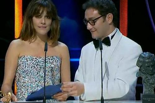 Vídeo del error garrafal en los Premios Goya 2013