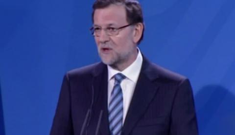 Rajoy confiesa que es Iron Man
