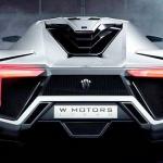 W Motors Lykan Hypercar, el coche más caro del mundo