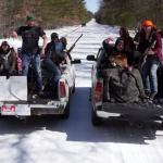 Una banda de Country tiende una emboscada al coche de Google Street View para hacer su videoclip