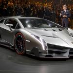 Lamborghini Veneno, sólo 3 unidades a 3 millones de euros cada una