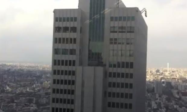 En Japón los edificios se construyen a prueba de terremotos