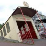 Bockenheimer Warte, la entrada de metro más chula del mundo