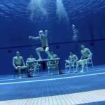 Harlem Shake debajo del agua, la versión preferida de Baauer, creador del tema