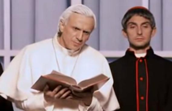 Ya lo dijo José Mota en 2010, el nuevo Papa será ''Un Papa americano''