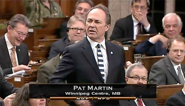 Medidas contra el apocalipsis zombie en el parlamento canadiense
