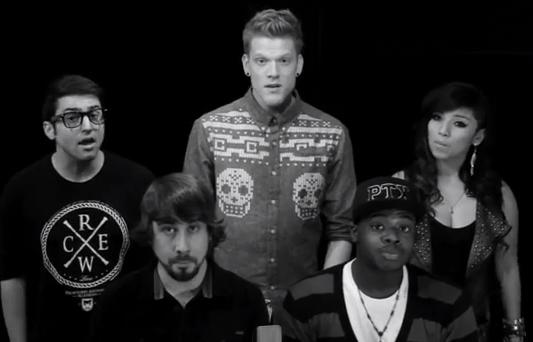 La historia de la música, resumida en 4 minutos por el grupo Pentatonix