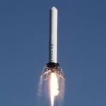 El Saltamontes: cohete que despega y aterriza en vertical