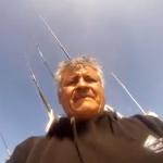 Peces atacando a una cámara GoPro