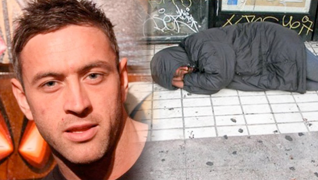 Un periodista muere de frío al intentar mostrar la vida de un 'sin techo'