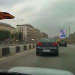 A 200 km/h por las calles de Moscú