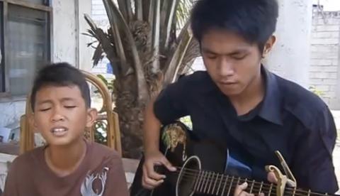 Aldrich Lloyd Talonding, un niño de Filipinas con una voz impresionante