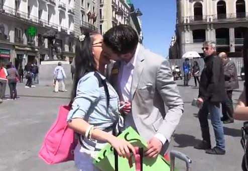 Kiss Me, I´m Spanish