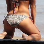 Las chicas ya empiezan a aparecer por la playa