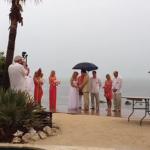 ¿Habrá sido una señal para que no se casen?