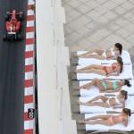 ¿Quién dijo que a las chicas no les gustaba la Fórmula 1?