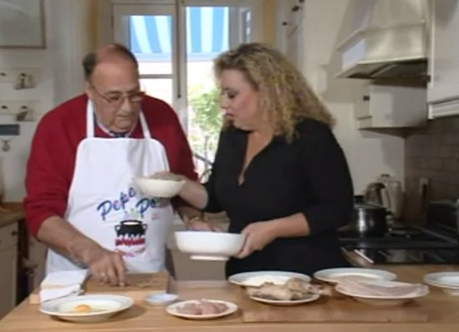 Cocinando en 'Spanglish'